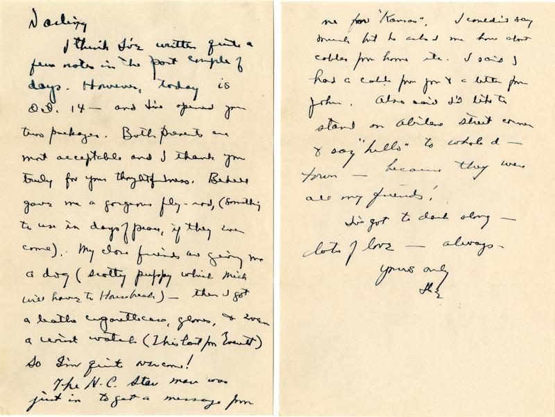 Monroe, Eisenhower letters to be auctioned