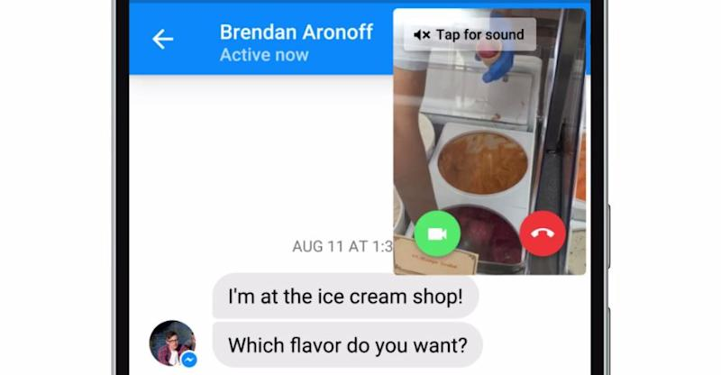 Facebook adds Stories feature to core app