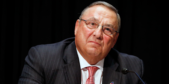 Lawmaker: LePage wrong to call out Mass. cities