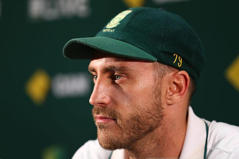 Du Plessis calls for 'collective' effort to maintain pitch standards in SA