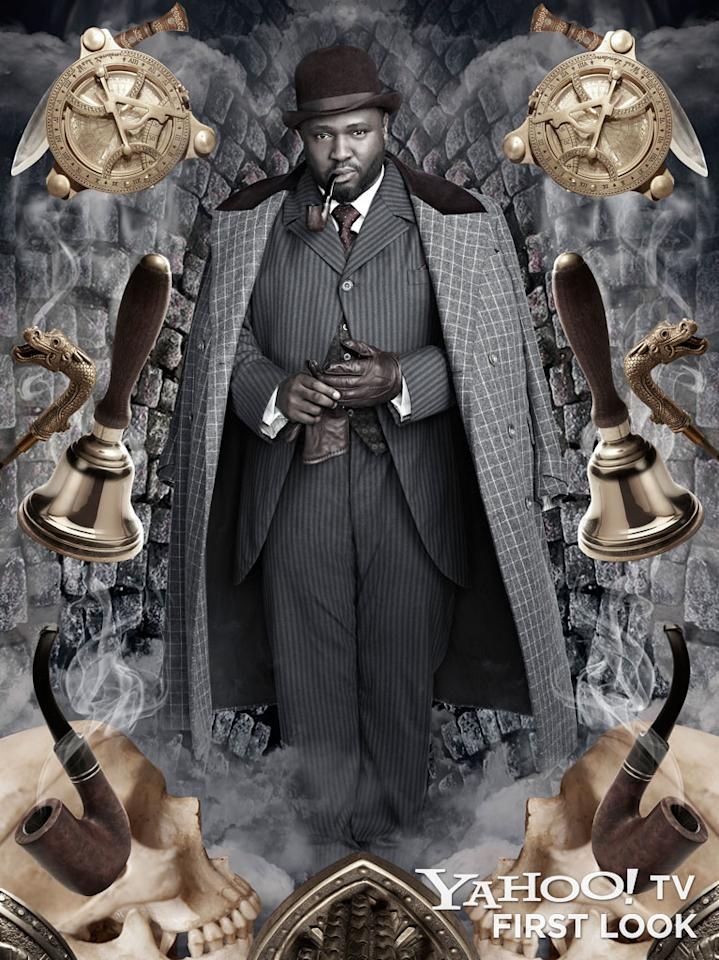 "Nonso Anozie as R.M. Renfield in NBC's ""Dracula."""