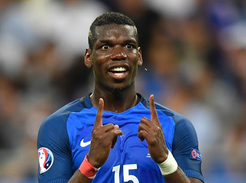 Manchester United announced Tuesday that Paul Pogba has signed a five-year contract, marking his return to a club that had let him go for a token fee in 2012