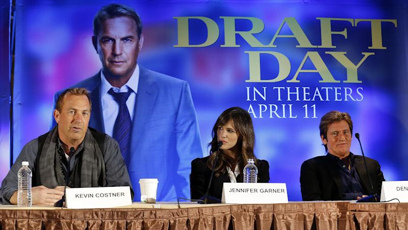 Super Bowl turns into 'Draft Day' before big game