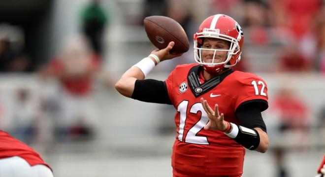 Georgia QB Brice Ramsey, DB Reggie Wilkerson to pursue graduate transfers