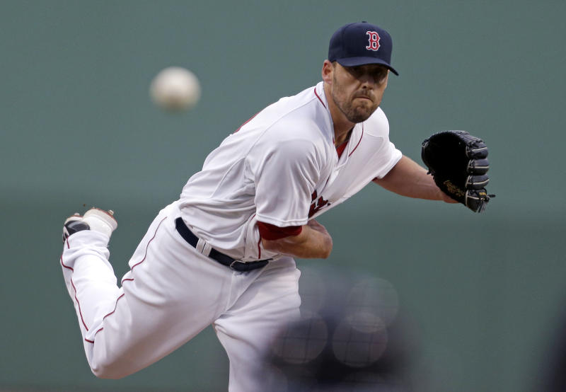 Lackey, Middlebrooks lead Red Sox past Twins 4-1
