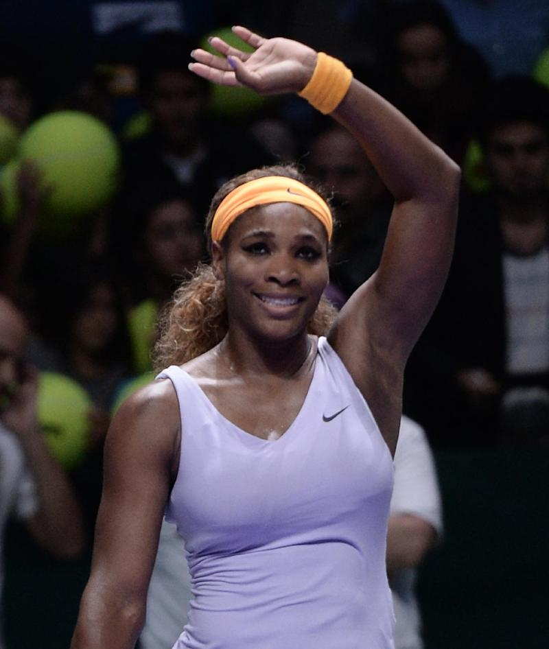 Ailing Serena rallies, makes WTA final vs Li Na