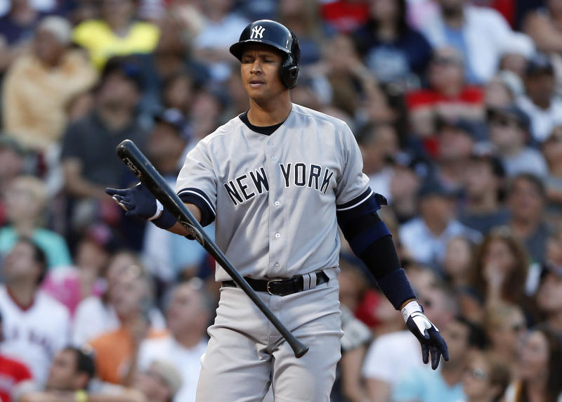 A-Rod drops lawsuit against Yankees team doctor