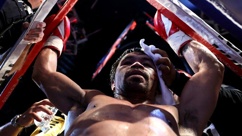Pacquiao returns to claim WBO welterweight title