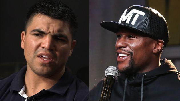 Victor Ortiz Calls Out Floyd Mayweather
