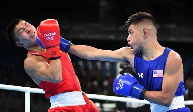 Nico Hernandez honors friend's memory, clinches first USA boxing medal since 2008