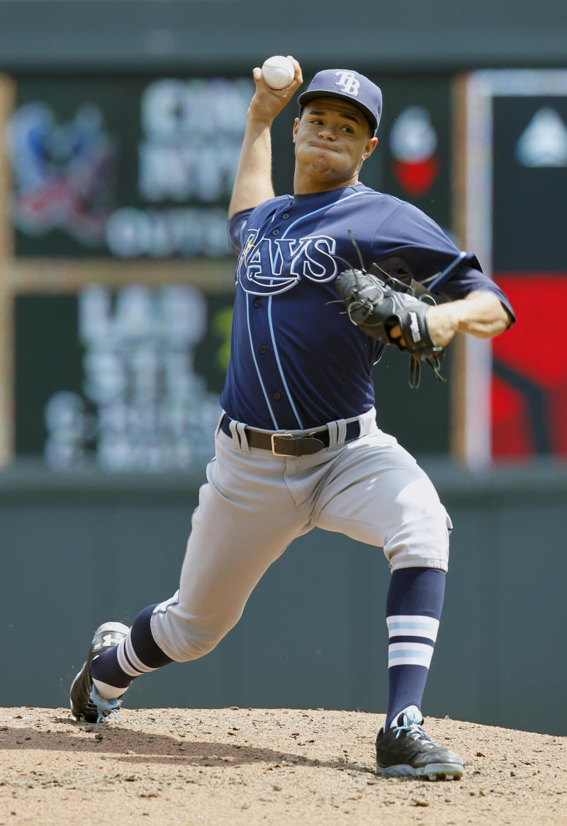 Loney, Archer lead Rays past Twins, 5-3