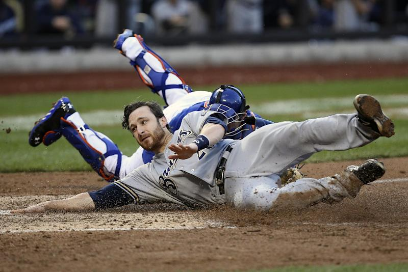 After Braun, injuries, Brewers look to get healthy