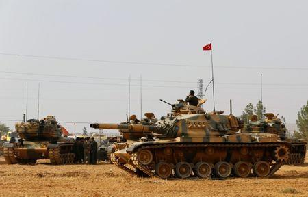 Turkish forces in Iraq with govt consent