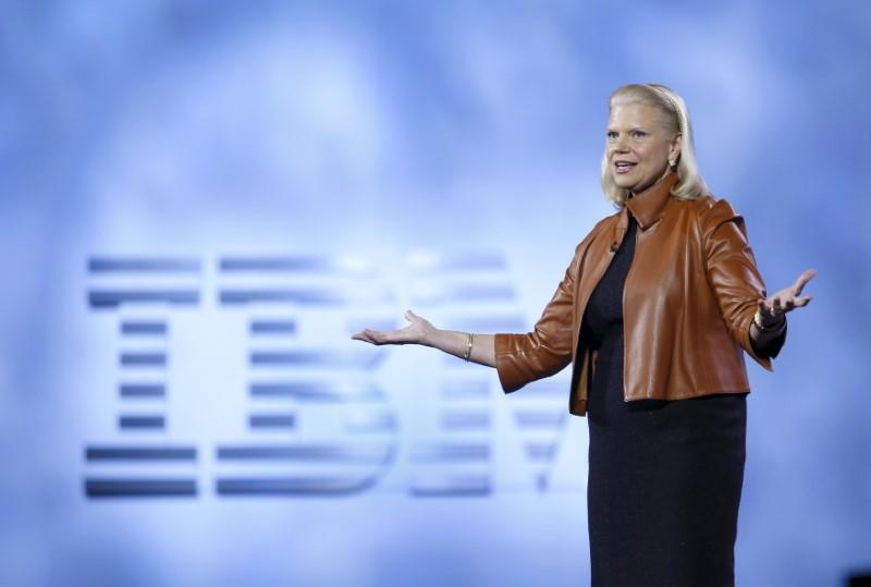 IBM CEO announces plan to hire 25000 workers ahead of Trump meeting