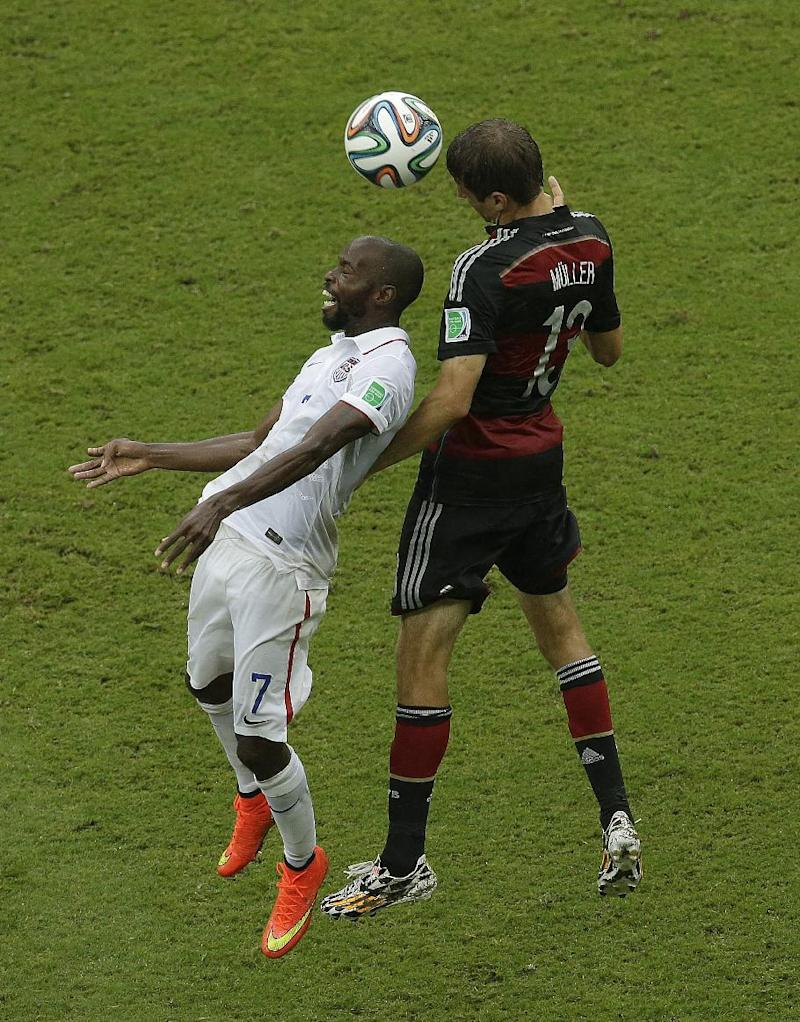 D DaMarcus Beasley making most of fourth World Cup