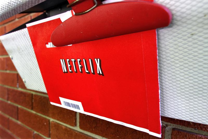 Netflix could gain from loss of Sat. mail delivery