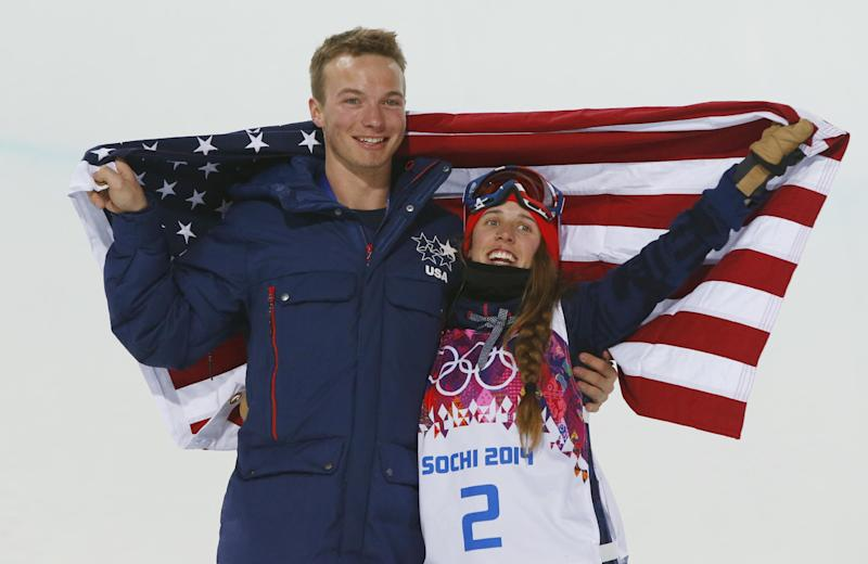 Sarah Burke's night; Maddie Bowman's gold in Sochi