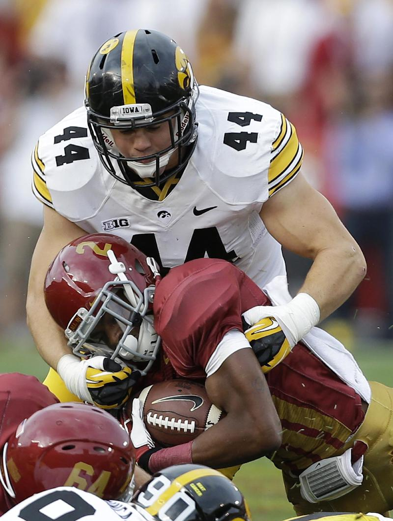Cyclones try to fix struggling run game