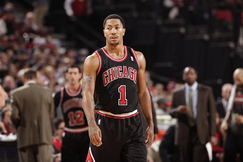 Bulls' Rose not ruling out return this season