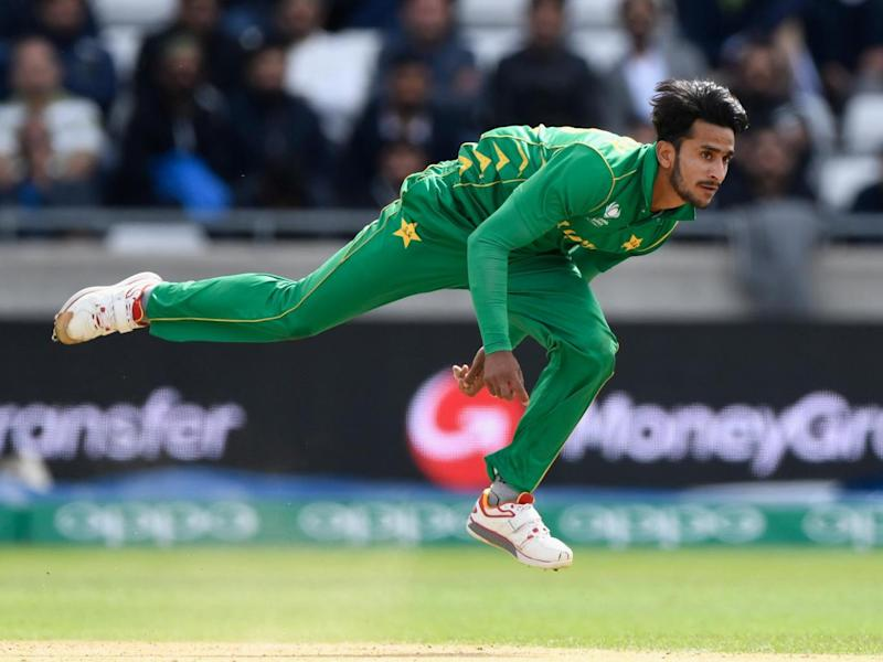 Hassan Ali was named player of the tournament (Getty)
