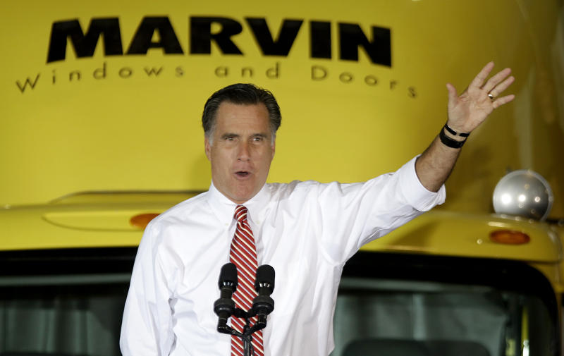 Romney claims Obama doesn't understand business
