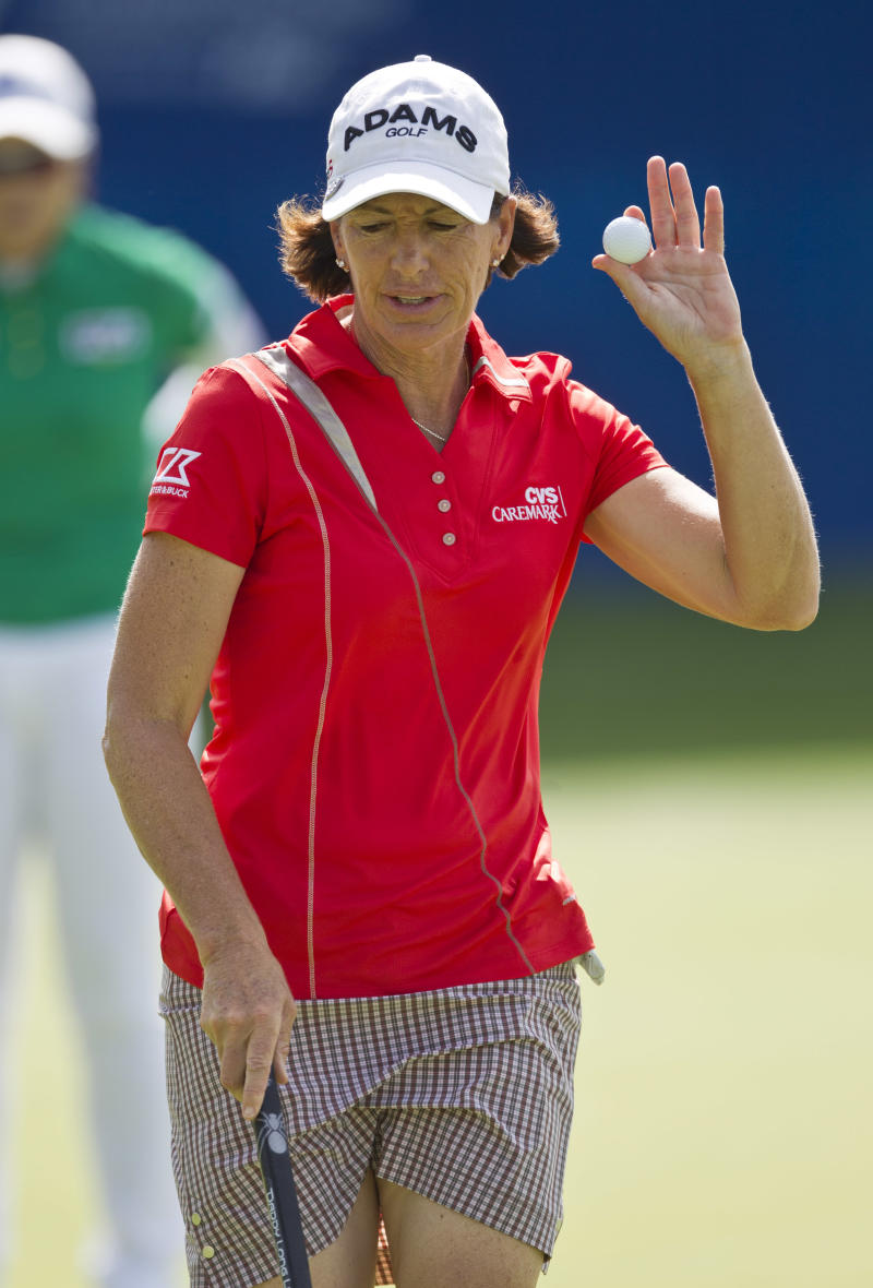 Juli Inkster selected next Solheim Cup captain