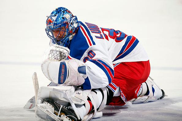 Rangers' Henrik Lundqvist out 2-3 weeks with lower-body injury
