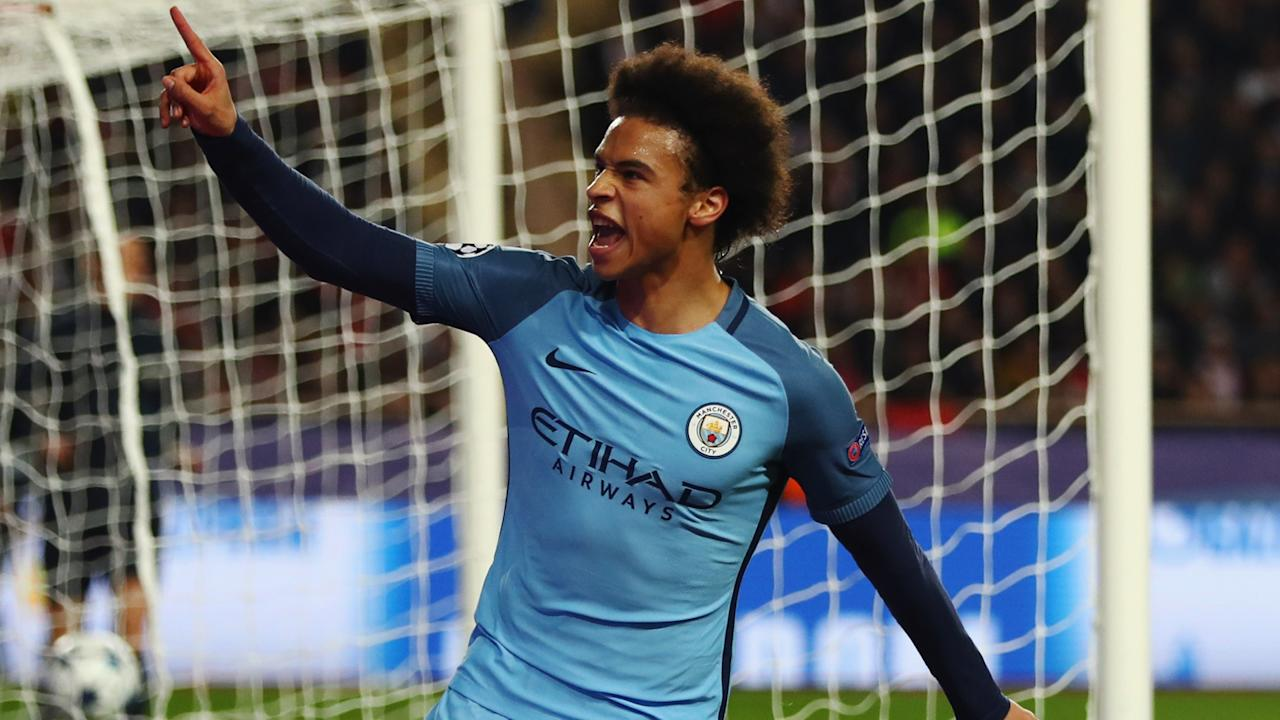 Learn from the two Barcelona superstars was the message the youngster received from his boss with Man City