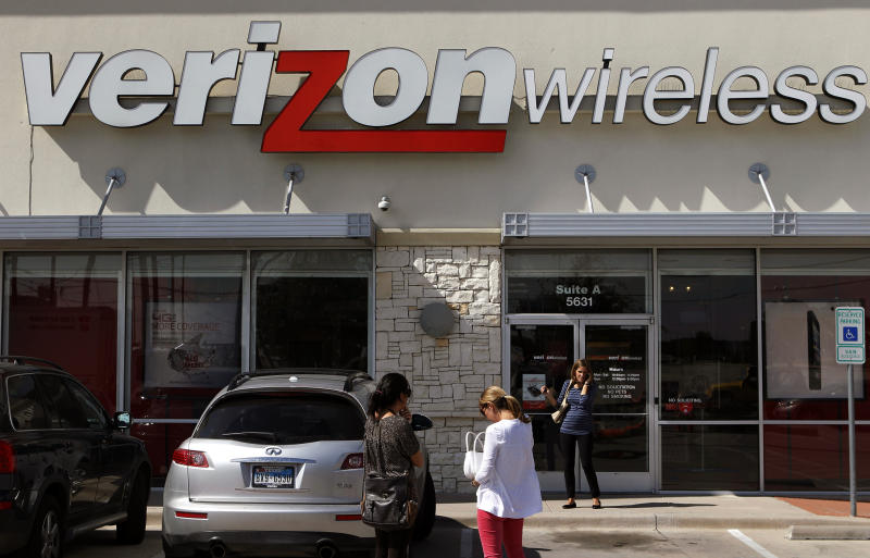 Share Everything boosts Verizon 3Q
