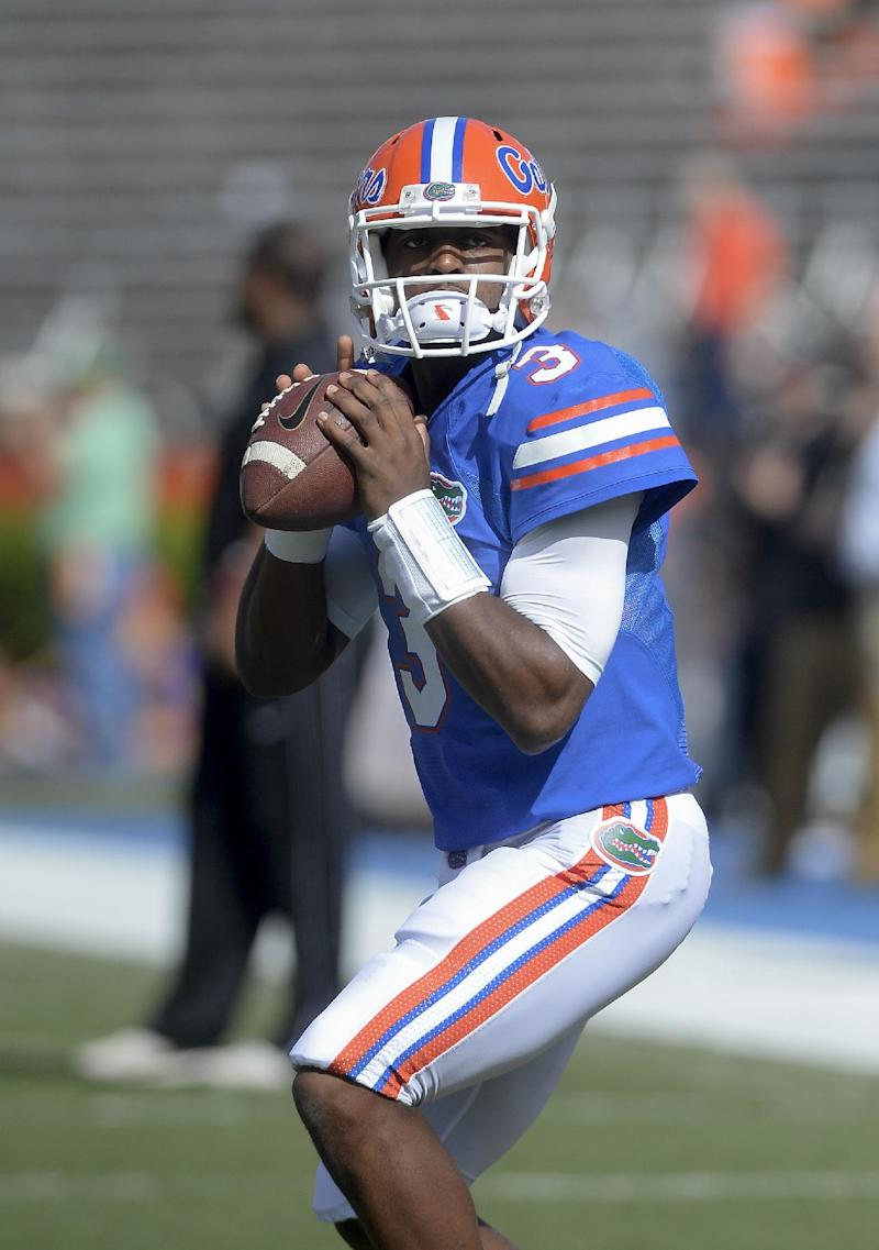 Florida QB Murphy a 'game-time decision' at USC