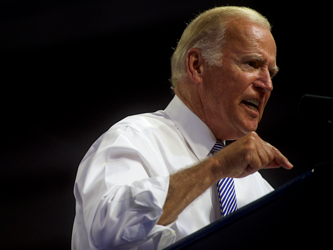 Joe Biden: Democrats 'Paid Price' For Clinton's Failed Message