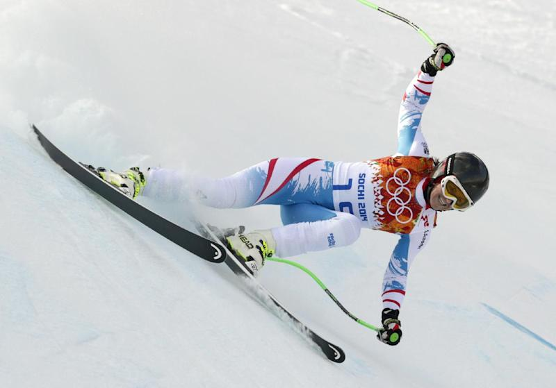 Austria protests doping test eve of Olympic race