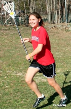 Chapel Hill girls lacrosse player Kim Mulvehill