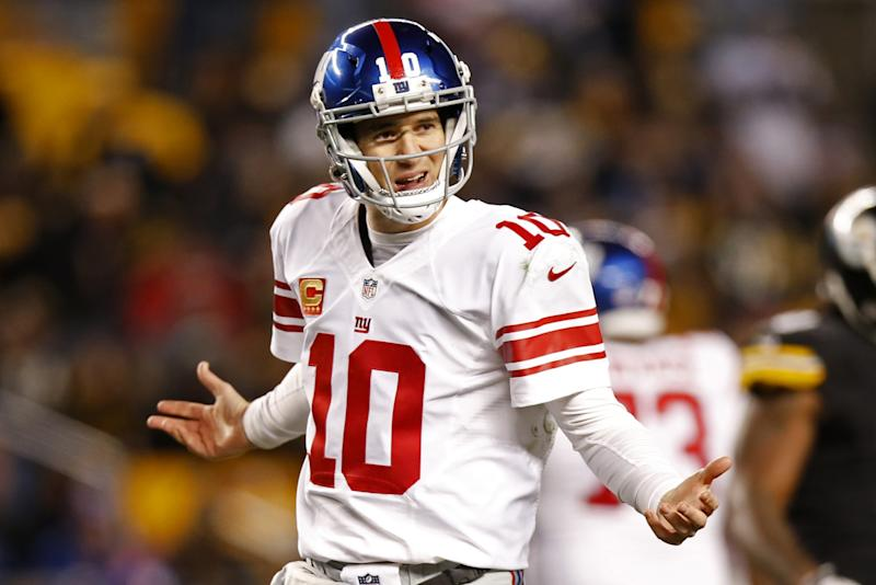 Giants alerted National Football League  that Steelers used deflated balls