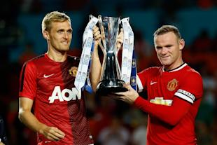 Manchester United won the International Champions Cup (pre-season tournament) held in the USA earlier this month