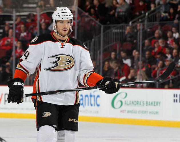 Simon Despres injury situation a 'sensitive issue' for Ducks