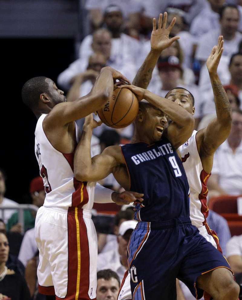 Heat-Bobcats Preview