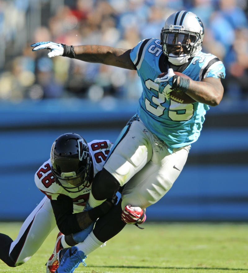 Panthers know 49ers provide great measuring stick