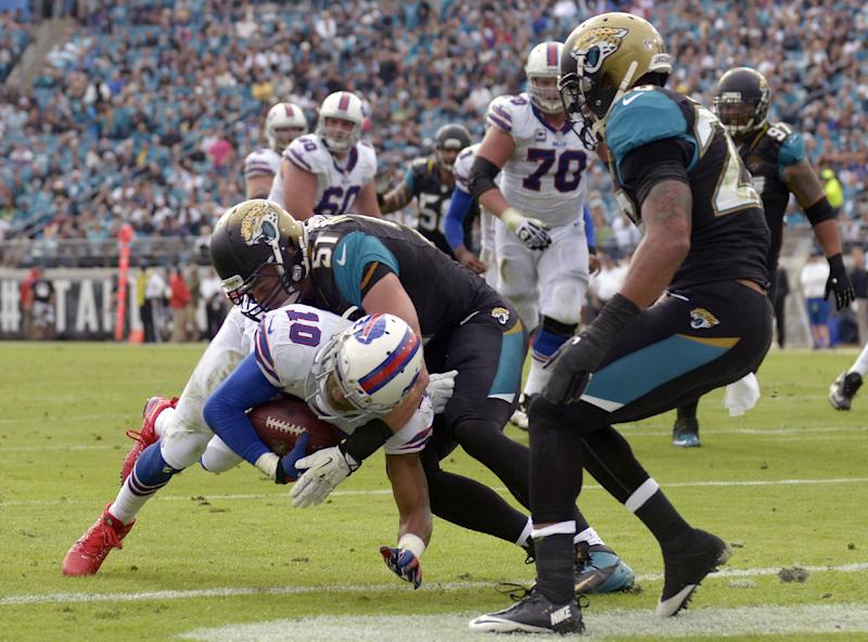 5 things to know after Bills win 27-20 at Jaguars