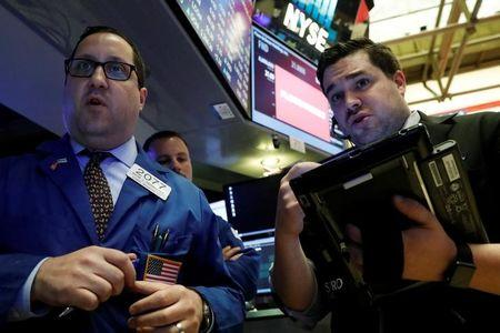 S&P, Dow open little changed; Nasdaq at record