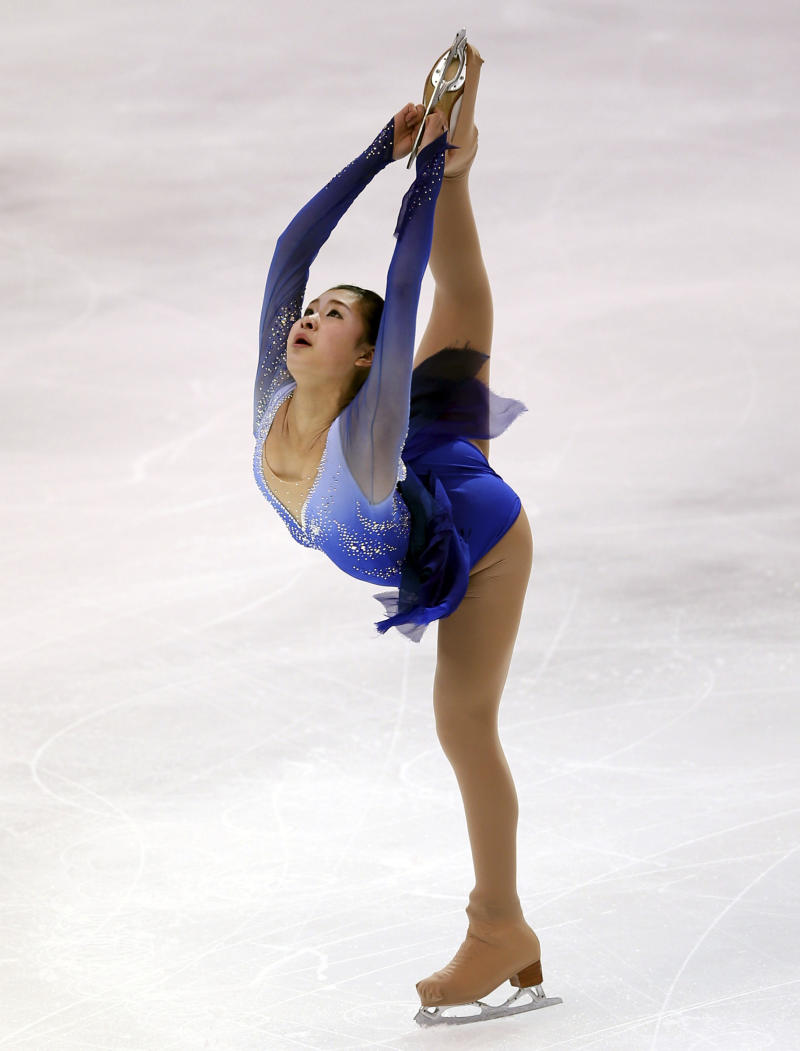 Murakami wins Four Continents gold