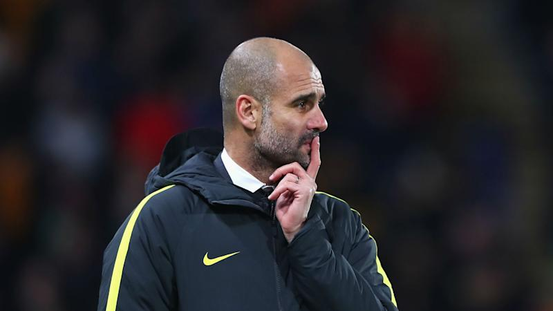 Pep Guardiola says Jurgen Klopp is world's best attacking coach