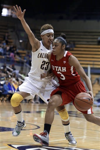 Gray's 19 points leads California women past Utah