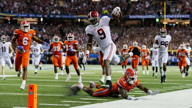 Tide rolls over Gators in SEC Championship game