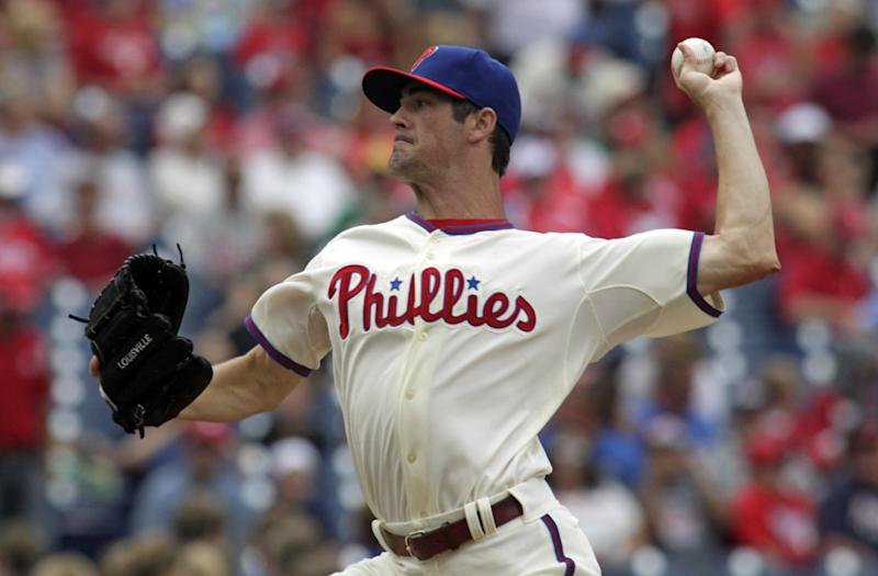 Ruf 's homer lifts Phillies over Braves 3-2
