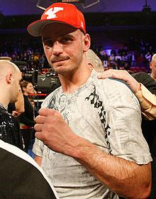 Pavlik in rehab for alcohol issues