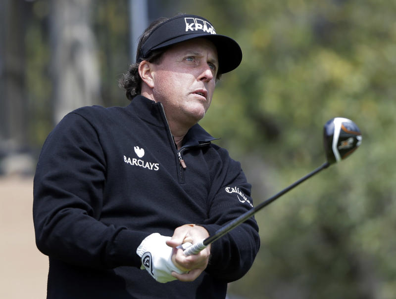 Phil Mickelson set for Texas Open