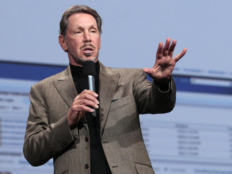 Oracle's Ellison closes deal to buy Hawaii's Lanai