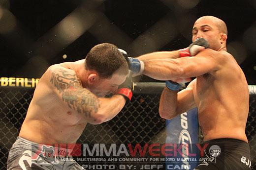 Frankie Edgar vs. BJ Penn Set to Headline Second Night of Back-to-Back UFC Events