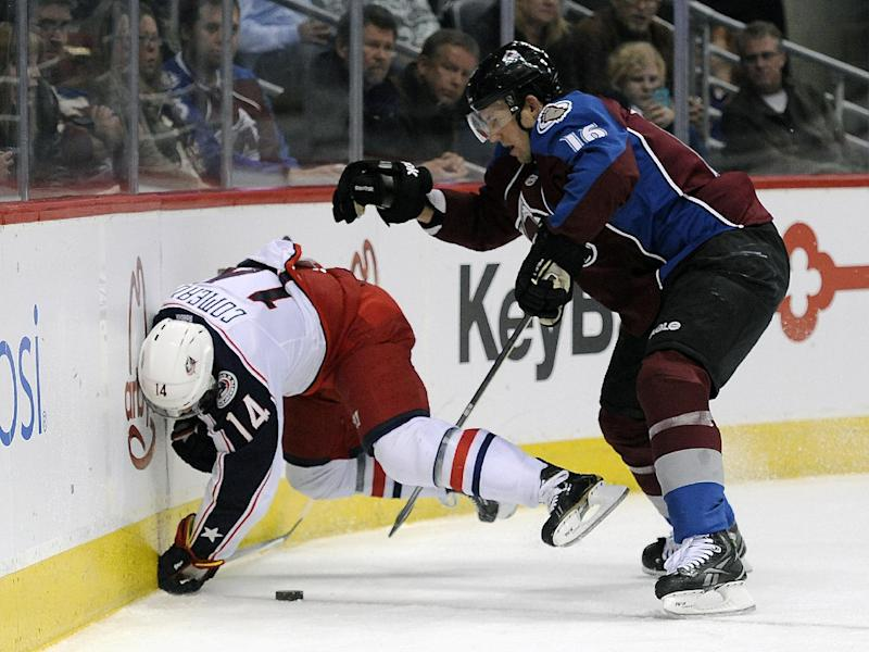 Avalanche snap skid with 5-3 win over Columbus